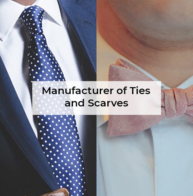 Scarves, ties, scarves